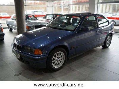 gebraucht BMW 316 Compact i SERVOLENKUNG ZV EL.SSD ALU