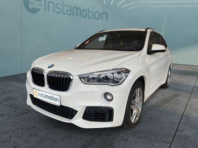 gebraucht BMW X1 X1sDrive 18 i M Sport NaviPlus DrivingAss HeadUp