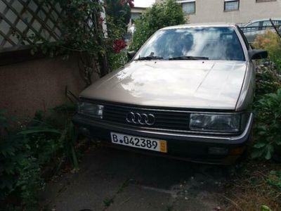 käytetty Audi 200 Typ 44 - Originalzustand - unfallfrei