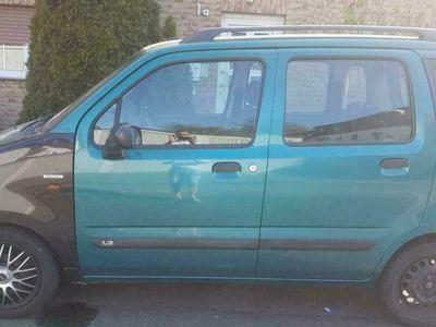 gebraucht Suzuki Wagon R Susuki