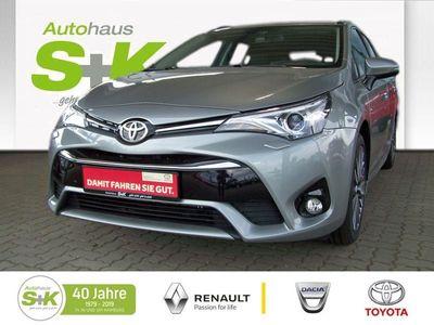 käytetty Toyota Avensis Premium TS1.8 VVT-I*LED*R-Kamera*8-Fach bereift*