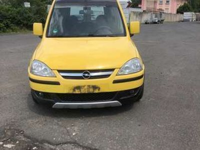 gebraucht Opel Combo 1.6 CNG Edition