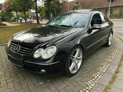 gebraucht Mercedes CLK500 CLK CoupeTÜV 09/2023 GSD Xenon Navi