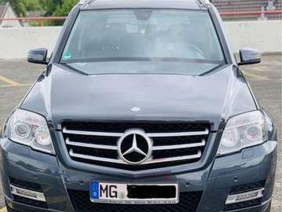 gebraucht Mercedes GLK350 GLK 350CDI DPF 4Matic 7G-TRONIC SP