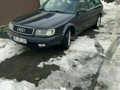 gebraucht Audi 100 C4 quattro 2.8 als Kombi in Hallenberg