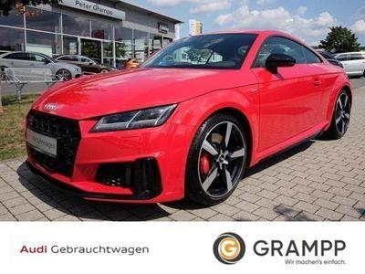 gebraucht Audi TT Coupé S line 45 TFSI+QUATTRO+NAVI+LED
