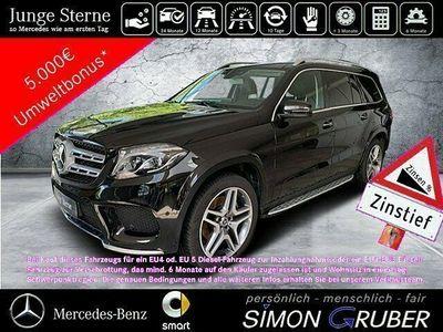 gebraucht Mercedes GLS350 d 4M Exclusiv AMG HarmanK Webasto AHK