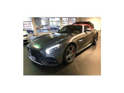 gebraucht Mercedes AMG GT C Roadster   Navi