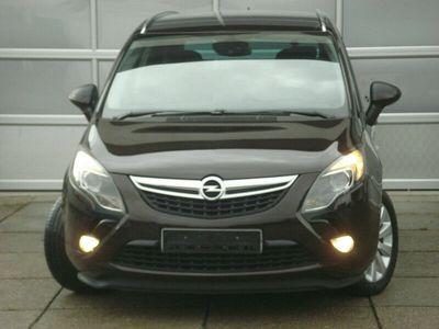 gebraucht Opel Zafira Tourer 2.0 CDTI Active Navi PDC