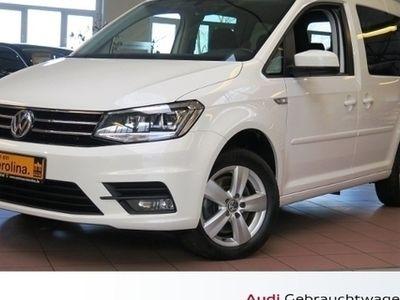 gebraucht VW Caddy Comfortline 2.0 TDI DSG *NAVI*XENON*SHZ*