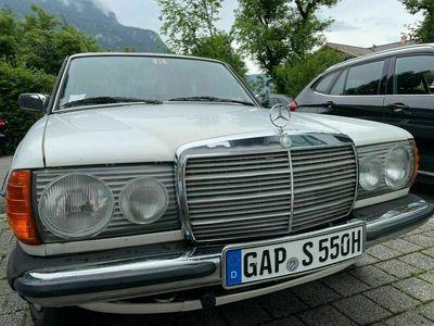 gebraucht Mercedes 240 D