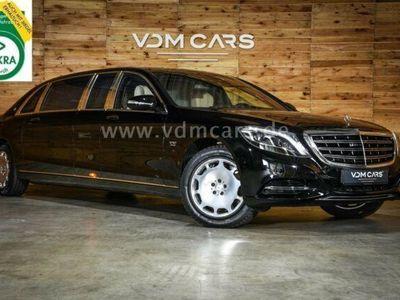 gebraucht Mercedes S600 Maybach S 600 Pullman *Neu Fahrzeug*Sofort