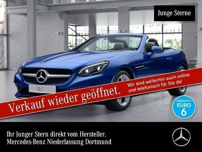 gebraucht Mercedes 180 SLCPano ILS LED Airscarf Kamera PTS Sitzh
