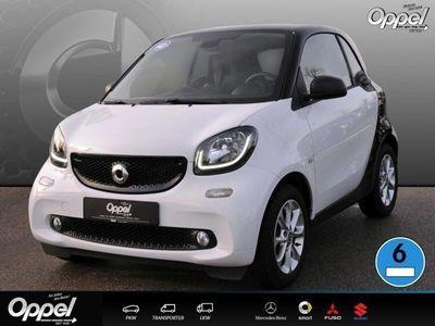 gebraucht Smart ForTwo Coupé ABS+Sitzheinzung+LM+Klima+Tempomat+Audio