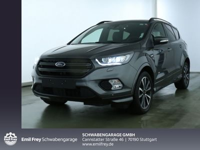gebraucht Ford Kuga 4x4 Aut. ST-Line P-SD ACC Navi AHK Sitzhzg