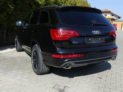 gebraucht Audi Q7 3.0 TDI DPF quattro 7 sitze,KEY.2x S- Line