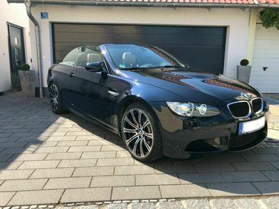 gebraucht BMW M3 Cabriolet DKG/Unfallfrei/Deutsch.Fzg/Scheckheft