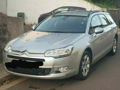gebraucht Citroën C5 2.0 HDi 140 Seduction Tourer Combi