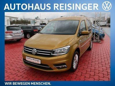 gebraucht VW Caddy Highline 2.0 TDI DSG -EURO 6- (Xenon, APP,)