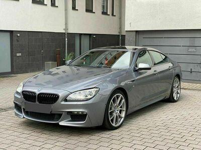 gebraucht BMW 650 i xDrive Gran Coupe M Paket 2. Hand Panorama als Sportwagen/Coupé in Hessisch Lichtenau