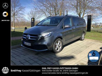 gebraucht Mercedes 300 Vlang Edition AHK 2,5 LED DAB NAVI 7-SI