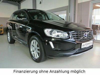gebraucht Volvo XC60 D4 2,0D Summum+1.Hd.+Navi+Leder+wieNeu