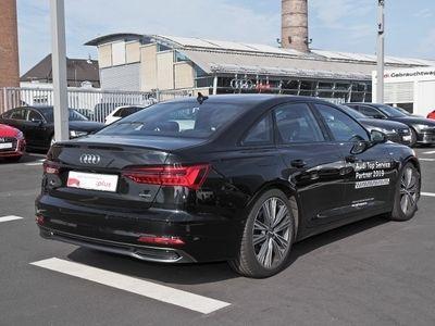gebraucht Audi A6 Limousine sport 50 TDI quattro tiptronic S line,M