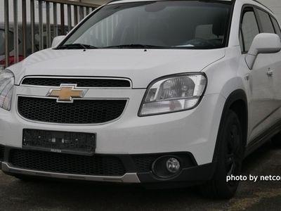 second-hand Chevrolet Orlando 1.4 LT FSE KLIMA PDC AHK KAMERA NAVI