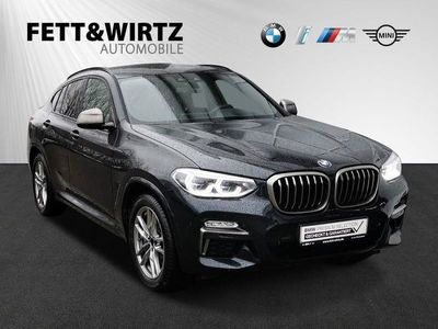 gebraucht BMW X4 M40i