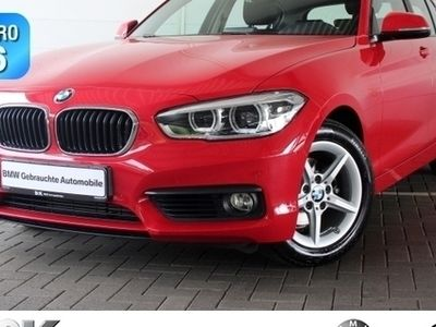 käytetty BMW 118 d 5-Türer LED, Navi, AHK,Alu (Xenon Klima)
