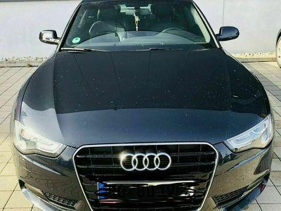 gebraucht Audi A5 Coupe Sline