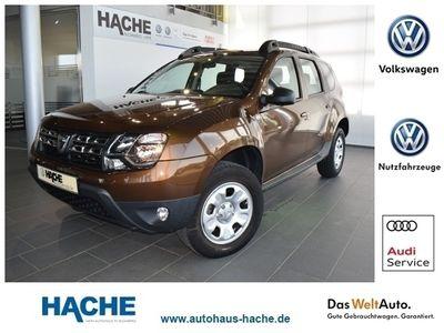 gebraucht Dacia Duster Laureate 4x2 1.2 TCe Navi BT Klima