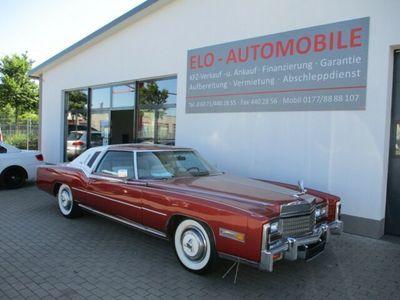 gebraucht Cadillac Eldorado Biarritz Bj. 1978 mit H Kennzeichen