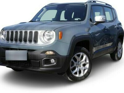 gebraucht Jeep Renegade 1.4 MultiAir Limited 4WD Bluetooth