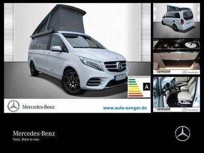 gebraucht Mercedes V250 V-Klassed MARCO POLO AMG+ALLRAD+LEDER+KAMERA+LED