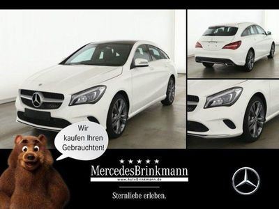 gebraucht Mercedes CLA200 URBAN/PANO/LED/NAVI/BUSINESS Navi/Panorama/SHZ