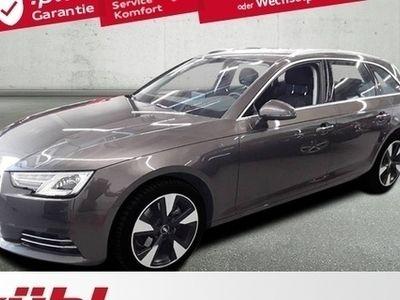 used Audi A4 Avant 2.0 TDI Design 18 Zoll DAB Navi Virtual