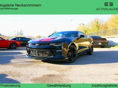 gebraucht Chevrolet Camaro SS 6.2l V8 Schalter/ neuwertig/Vollaust.