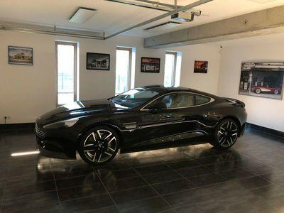 gebraucht Aston Martin Vanquish Coupe 1.Hand, Touchtronic 3, Vollausst. als Sportwagen/Coupé in Borsdorf