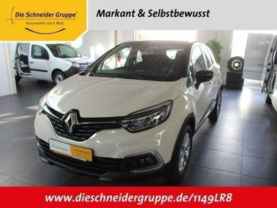 gebraucht Renault Captur ENERGY TCe 90 Limited Navi Klimaautomatik