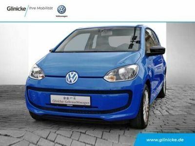 gebraucht VW up! cup 1.0 RDC Klima Temp PDC CD AUX MP3 ESP Seitenairb. BC Alu Radio TRC ASR Airb
