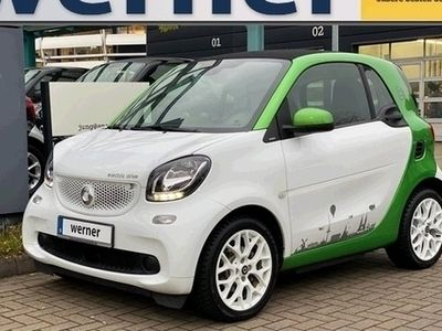 gebraucht Smart ForTwo Electric Drive coupé 60 KW Passion Navi