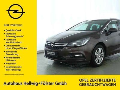 gebraucht Opel Astra Sportstourer 1.6 CDTI Dynamic
