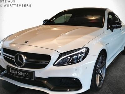 gebraucht Mercedes C63 AMG AMG S Coupe Drivers Carbon Night Pano Distr