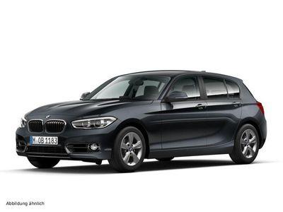 gebraucht BMW 116 i Sport Line   LED Shz PDC