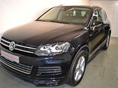 gebraucht VW Touareg V6 TDI R-line*Pano*Luftfederung