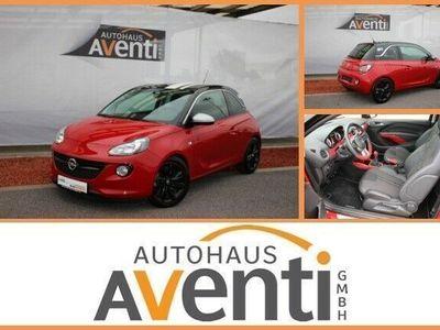 gebraucht Opel Adam 1.0 Turbo Slam ecoFlex Navi+Sitzheizung
