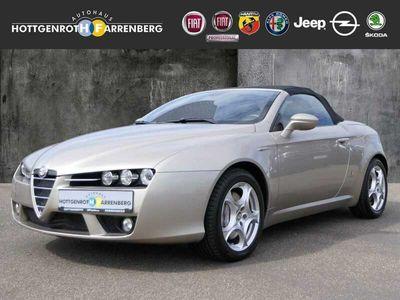 gebraucht Alfa Romeo Spider 2.4 JTD 20V Autom. Navigation Leder 1.Hand