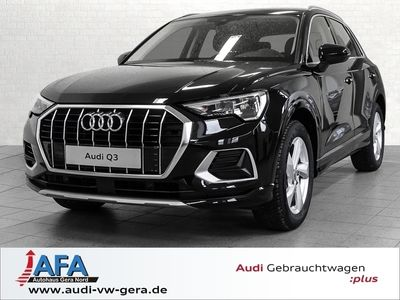 gebraucht Audi Q3 advanced 35 TFSI 110(150) kW(PS) 6-Gang