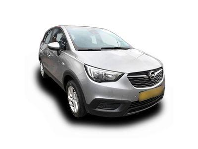 gebraucht Opel Crossland X 1.2 Turbo Edition INTELLILINK SHZ